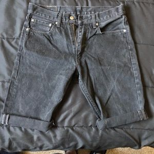 Custom Levi's cutoffs!!!
